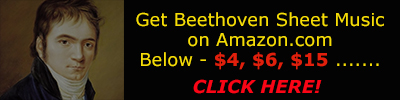 a biography of ludwig van beethoven one of the greatest composer and musician 1 beethoven's birth ludwig van beethoven was born in bonn, germany in december 1770 but no one is sure of the exact date he was baptised on 17 december, so he.