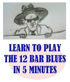 theorie chorus beim blues